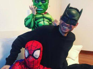 Buon proposito #14: diventare supereroi