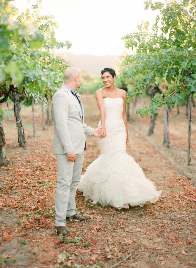 Foto dal sito www.stylemepretty.com