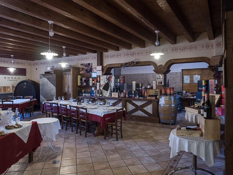 Meeting di Partesa e Azienda Vitivinicola Roeno presso Belluno Veronese, 23 ottobre 2015, Veneto