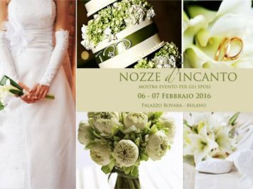 "Save the date: ""Nozze d'incanto"""