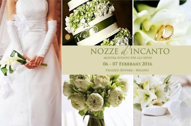 """Save the date: """"Nozze d'incanto"""""""