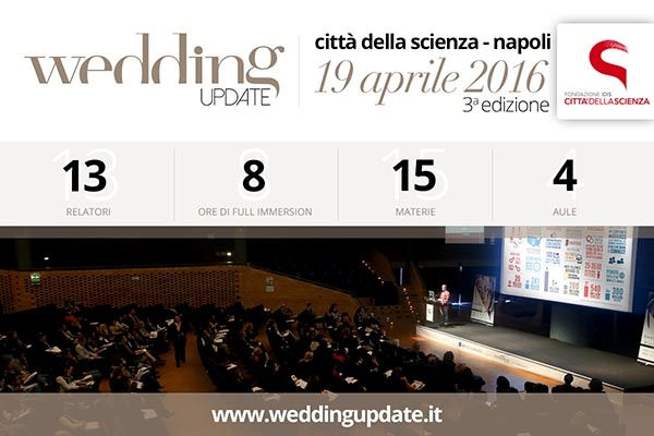 Wedding Update 2016: ci vediamo lì?
