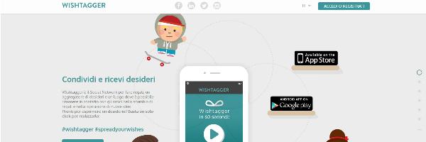 #StartupMonAmour – Wishtagger, il social network dei desideri