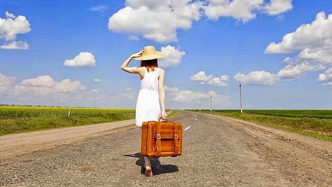 Vado in vacanza