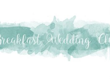 Save the date: Wedding Breakfast con Zankyou