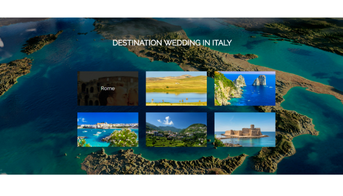 Lovelybooking: destination wedding in Italy
