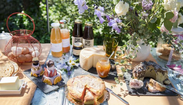Le deliziose colazioni preparate da Simona e Qui Qui - Foto: Francesca Es
