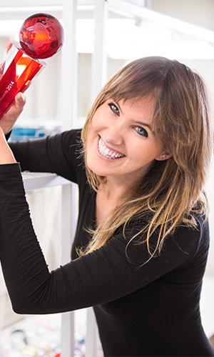 Chiara Del Vecchio, founder di Oltre Design