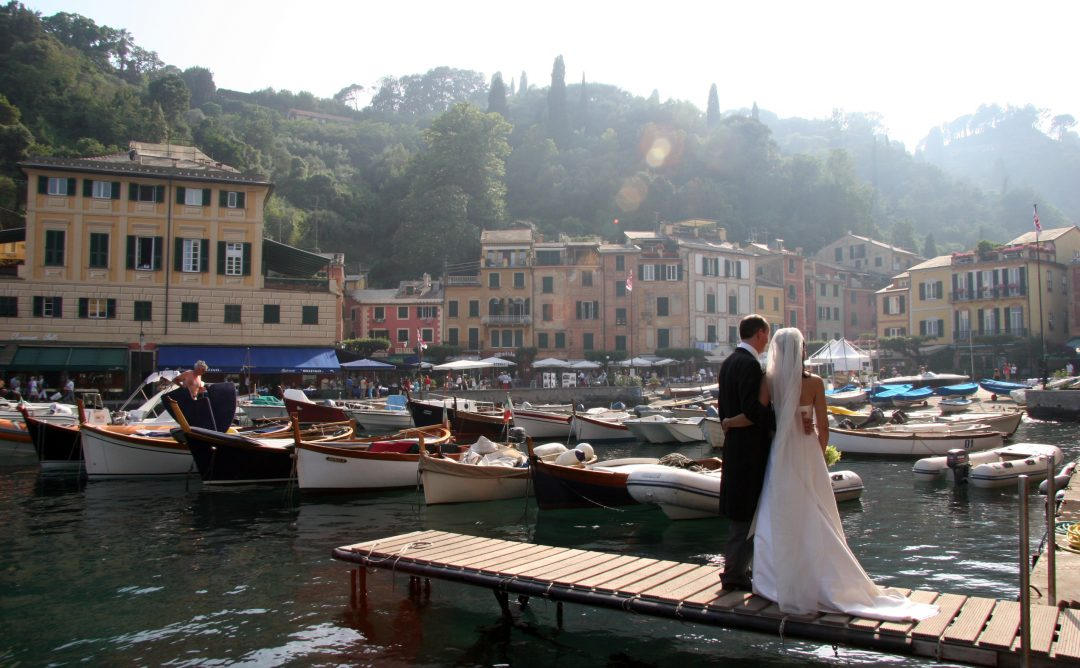 I found my blog in Portofino: si parte!