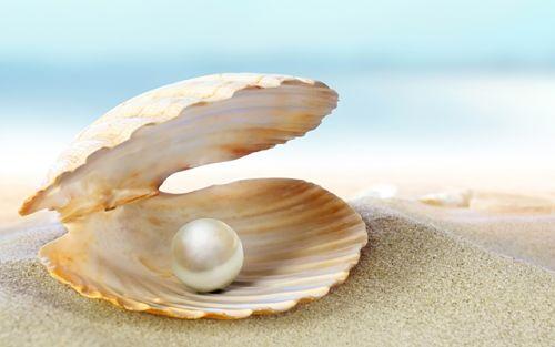 Per le mani una perla