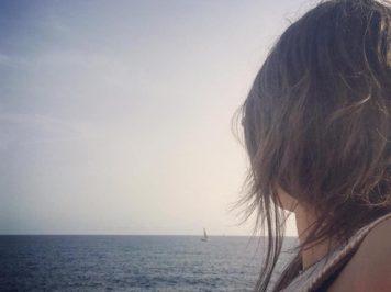 Negli occhi il mare