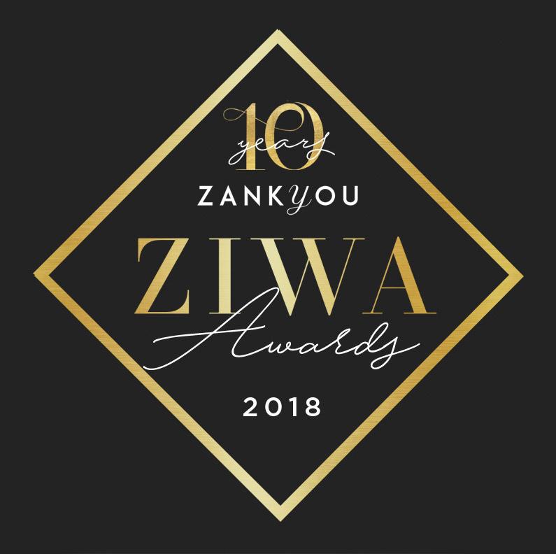 ZIWA Awards 2018 Zankyou
