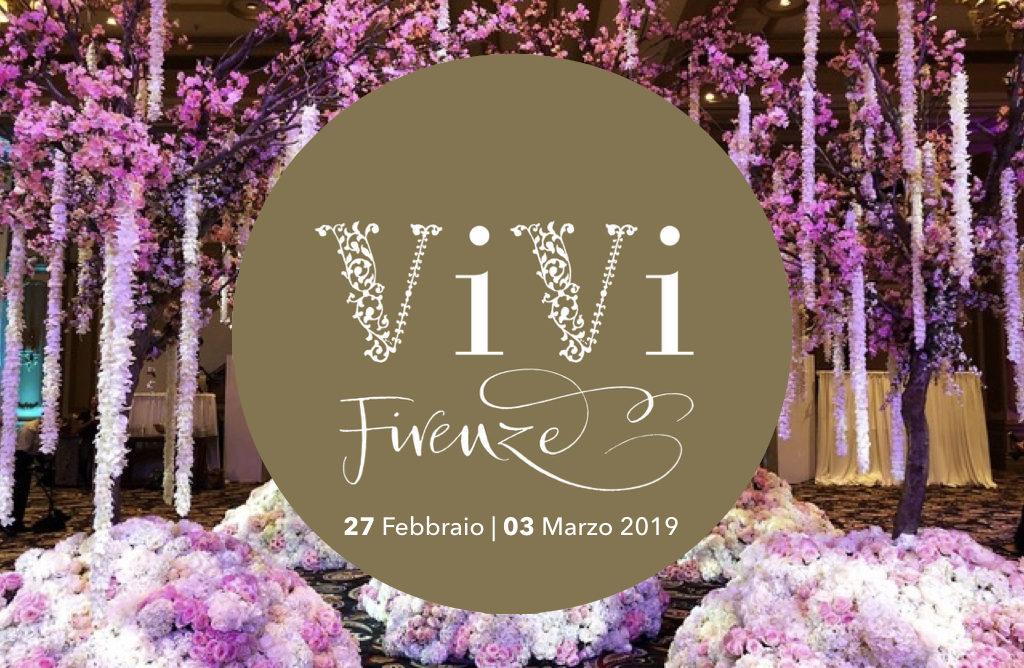 Save the date: Vivi Firenze con Jeff Leatham e Angelo Garini