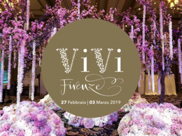 Save the date: Vivi Firenze con Jeff Leatham e Angelo Garini