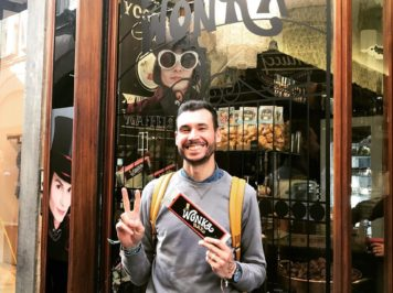 Il Golden Ticket di Willy Wonka